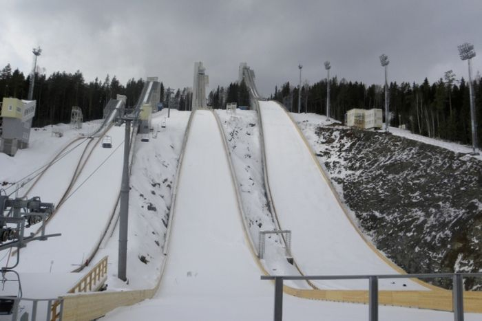 nizny tagil ski line.info peterriedel - NOWE SKOCZNIE w NIŻNYM TAGILE GOTOWE NA PRZEŁOMIE ROKU