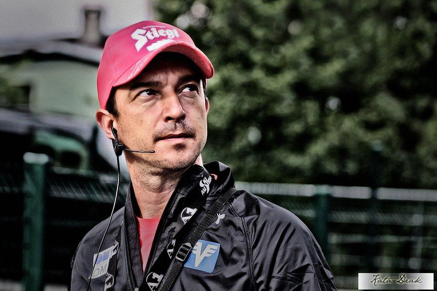 Alexander Pointner (fot. Kata Deak)