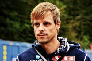 Alexander Stoeckl - trener norweskich skoczków i najbliższy współpracownik Braathena (fot. Katarzyna Duda)