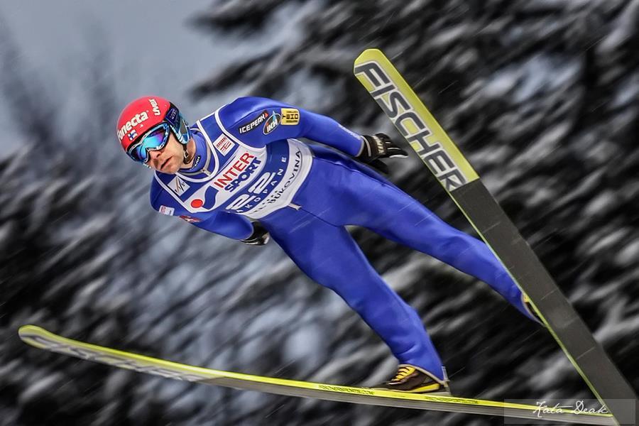Janne Ahonen, fot. Kata Deak