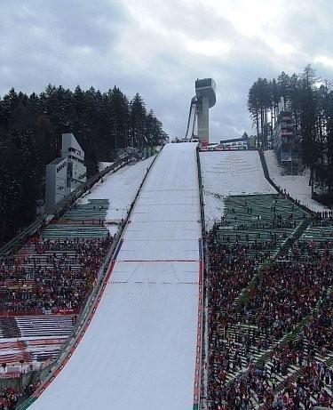 innsbruck bergisel skisprungschanzen - TURNIEJ CZTERECH SKOCZNI - NARCIARSKI WIELKI SZLEM