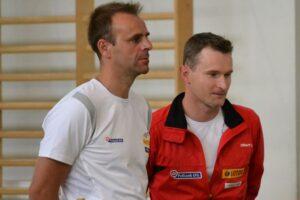 Robert Mateja i Maciej Maciusiak (fot. Stefan Piwowar)