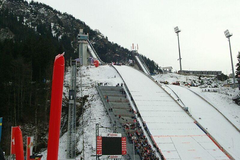 TCS Oberstdorf: Druga próba rozegrania konkursu (lista startowa)