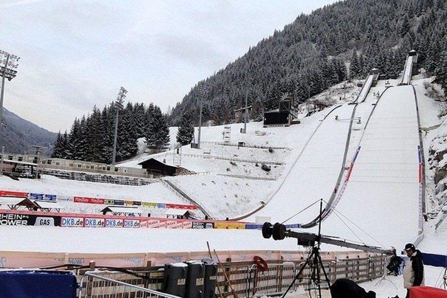 Kompleks skoczni w Predazzo (fot. FIS)