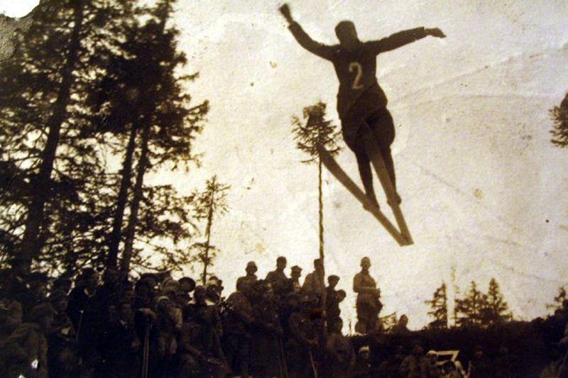 skoczek historia - KRZEPTOWSCY - JEDYNA TAKA RODZINA (cz.2)