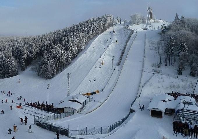 winterberg - FIS CUP WINTERBERG: FELIX SCHOFT ZWYCIĘZCĄ DRUGIEGO KONKURSU