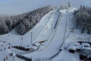 FIS Cup WINTERBERG: DAVID UNTERBERGER ZWYCIĘŻA w PIERWSZYM KONKURSIE