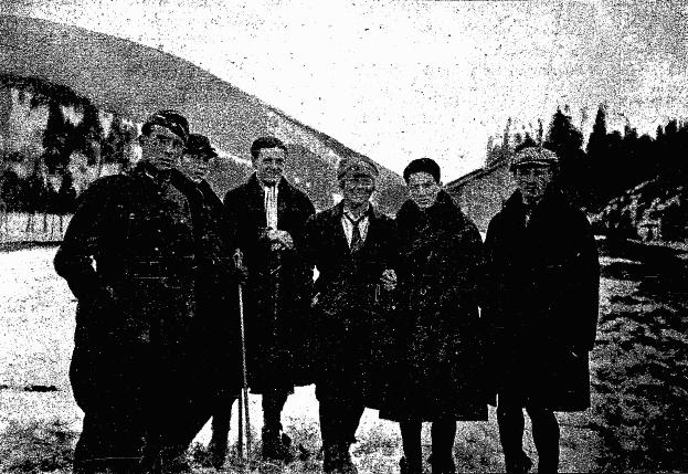 worochta 1922 - KRZEPTOWSCY - JEDYNA TAKA RODZINA (cz.1)