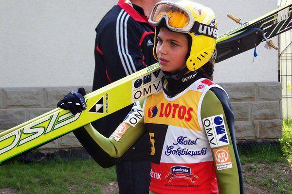 haralambie dana vasilica a.biernat - FIS Cup PAŃ RASNOV: HARALAMBIE i CHANG WYGRYWAJĄ TRENINGI, SZWAB CZWARTA