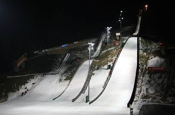 hoehnhart sprungzentrum skisprungschanzen - AUSTRIA CUP HÖHNHART - SKAKALI NAJMŁODSI