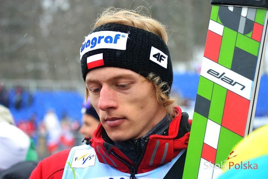 Dawid Kubacki, fot. Stefan Piwowar