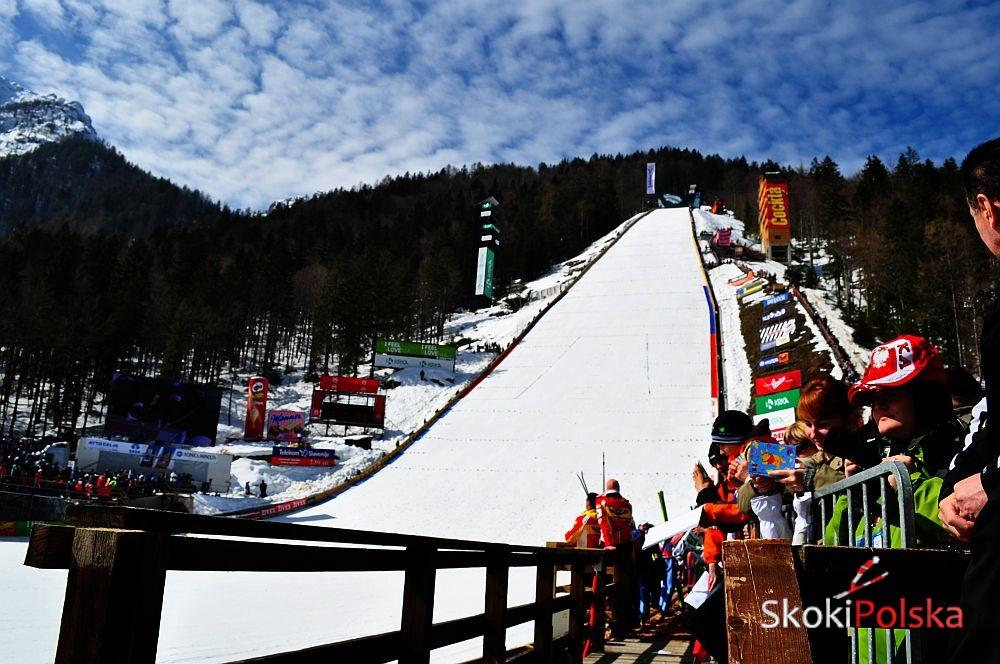 planica letalnica j.mikulski - Skocznie w Planicy i Kulm w przebudowie, Norwegowie szczycą się rekordem świata