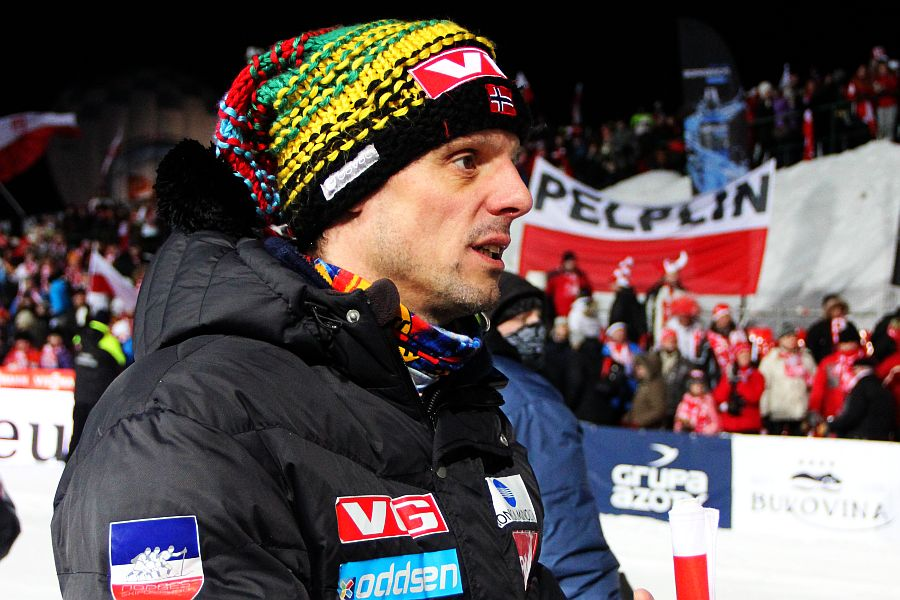 Stoeckl podał norweską siódemkę na Turniej Czterech Skoczni