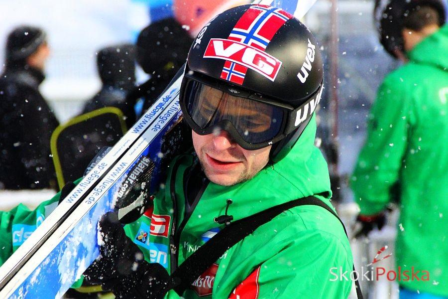 Jacobsen Anders 2 S.Piwowar - Norges Cup w Vikerund: Norwescy juniorzy lepsi od kadrowiczów Stoeckla