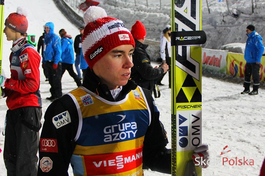 Kraft Stefan 3 S.Piwowar - TCS Innsbruck: Niesamowity rekord Krafta, świetne skoki Polaków!