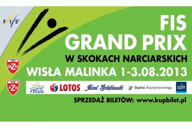 LGP Wisla 2013 - LETNIE GRAND PRIX w WIŚLE - BILETY, PROGRAM