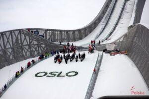 PROTESTY PRZECIWKO ORGANIZACJI ZIMOWYCH IGRZYSK OLIMPIJSKICH w OSLO