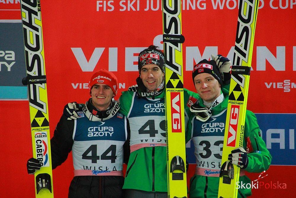 PS.Wisla.2013 podium S.Piwowar