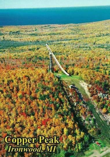 ironwood copper.peak fot.skisprungschanzen - REAKTYWACJA MAMUCIEJ SKOCZNI w USA PLANOWANA NA 2014 ROK !