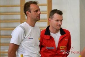 Robert Mateja i Maciej Maciusiak (fot. Bartosz Leja)