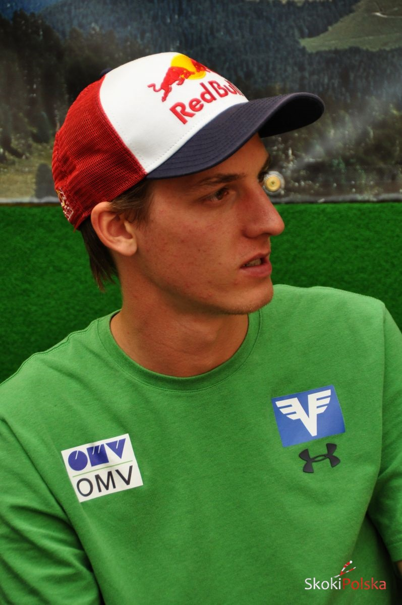 "132 - GREGOR SCHLIERENZAUER for SkokiPolska about ""spirit of ski jumping"""