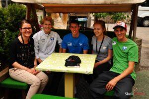 """GREGOR SCHLIERENZAUER for SkokiPolska about """"spirit of ski jumping"""""""