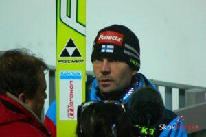 Janne Ahonen zwycięża w krajowych zawodach w Lahti