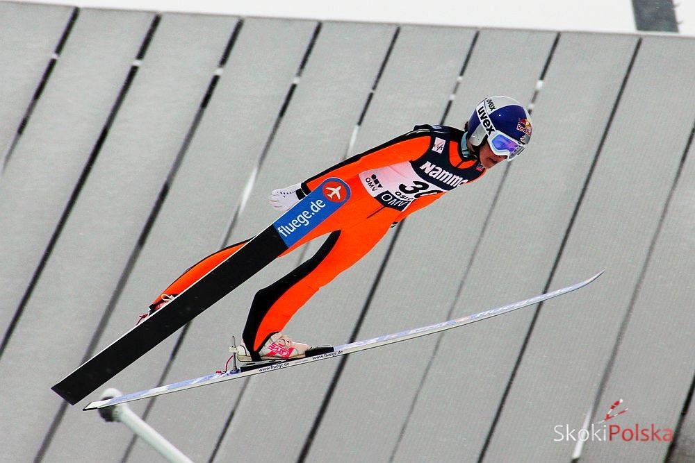 hendrickson sarah 3 s.piwowar - PŚ Pań Hinzenbach: Iraschko-Stolz odlatuje, Hendrickson powalczy o podium