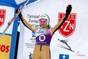 LPK Pań Oberwiesenthal: Klinec lepsza od Takanashi w inauguracji cyklu