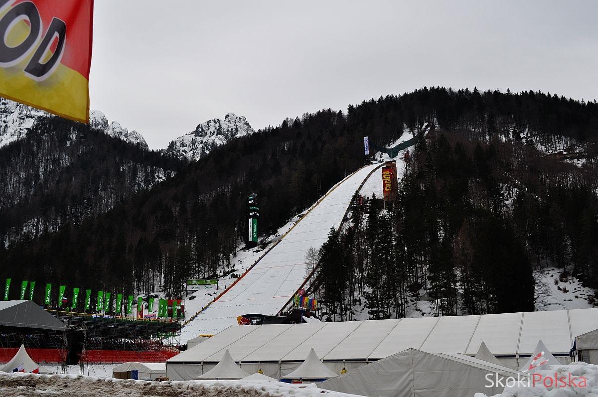 """Finalizacja przebudowy """"mamuta"""" w Planicy coraz bliżej (FOTO)"""