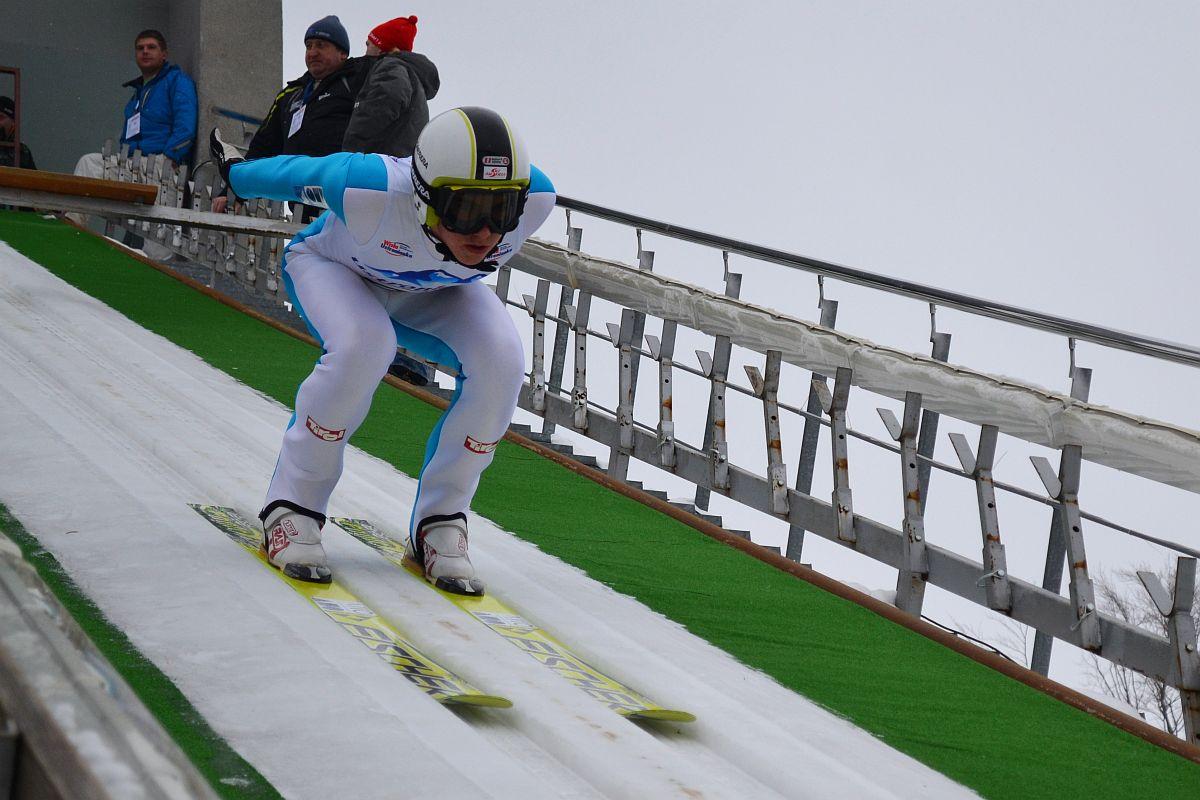Schiffner Markus B.Leja - FIS Cup Planica: Markus Schiffner wygrywa, Polacy bez punktów