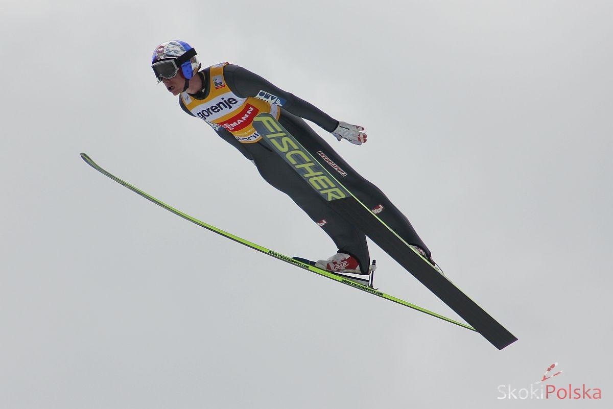 Gregor Schlierenzauer, fot. Stefan Piwowar