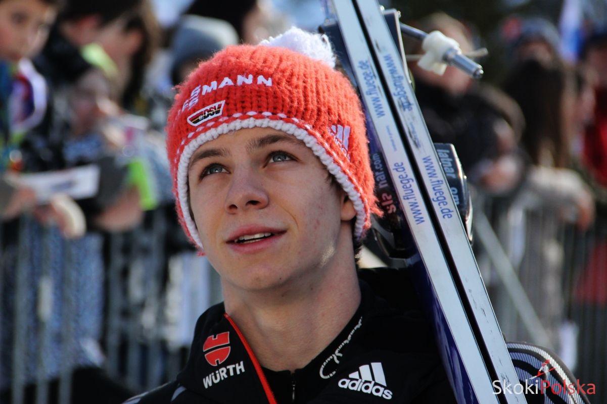 Andreas Wellinger (fot. Stefan Piwowar)
