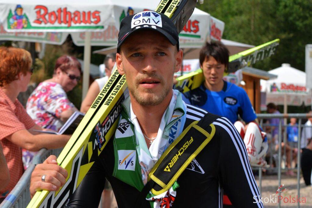 LGP Hinzenbach: Pierwszy triumf Koudelki, Damjan zwycięzcą cyklu FIS Grand Prix