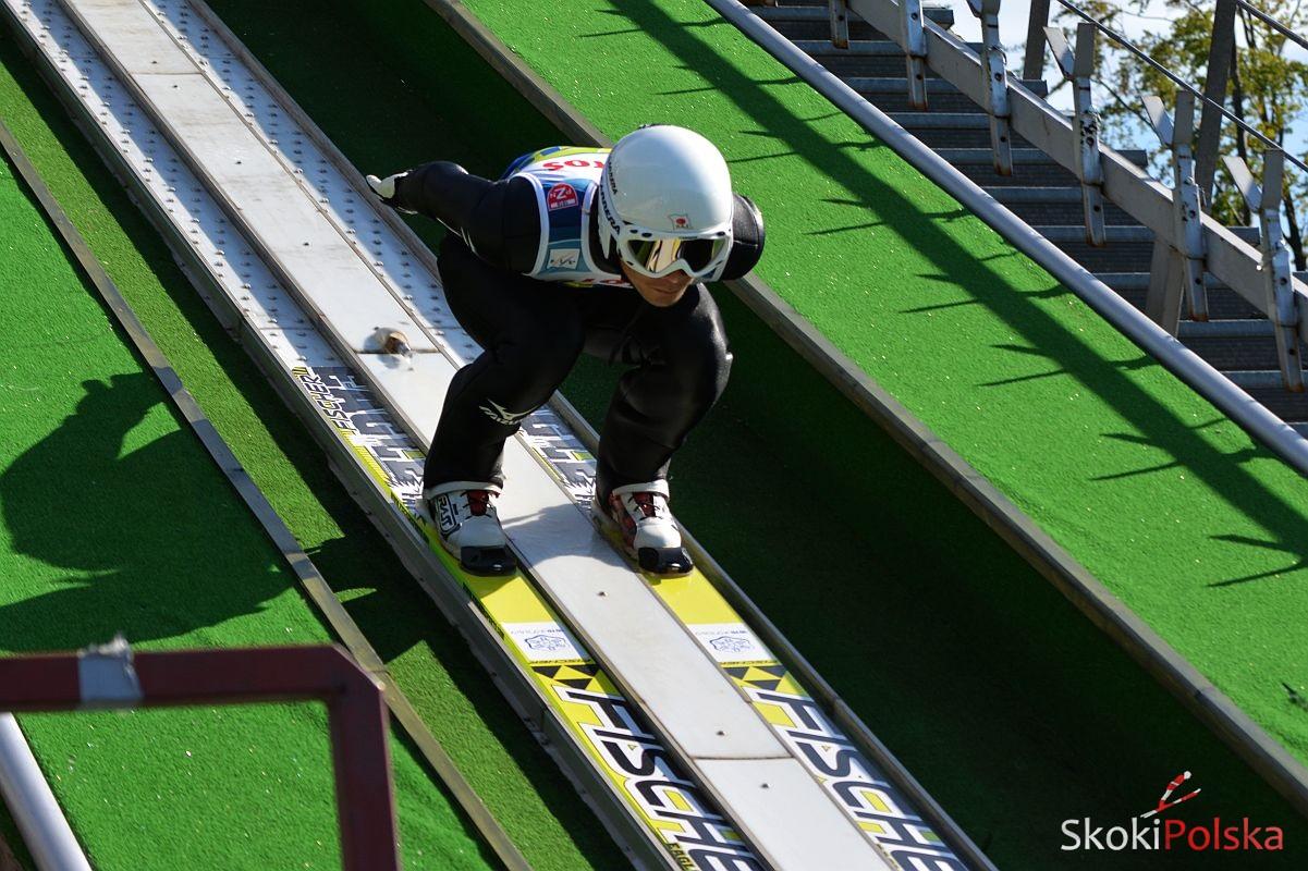 skoczek rozbieg lato - FIS Cup: DAITO TAKAHASHI ZWYCIĘŻA w RASNOVIE