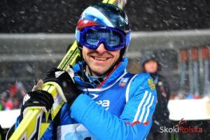 Dimitry Vassiliev w pełni formy czeka na inaugurację Pucharu Świata