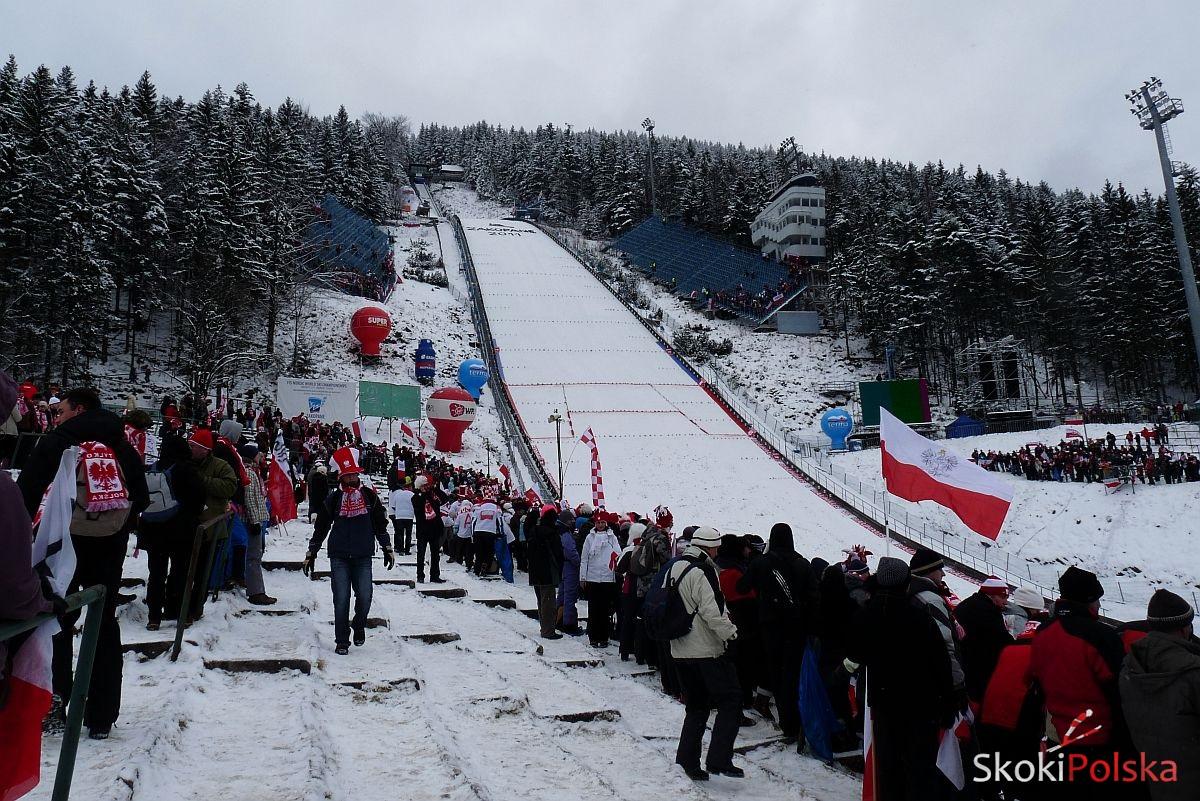'Wielka Krokiew' w Zakopanem, fot. Bartosz Leja