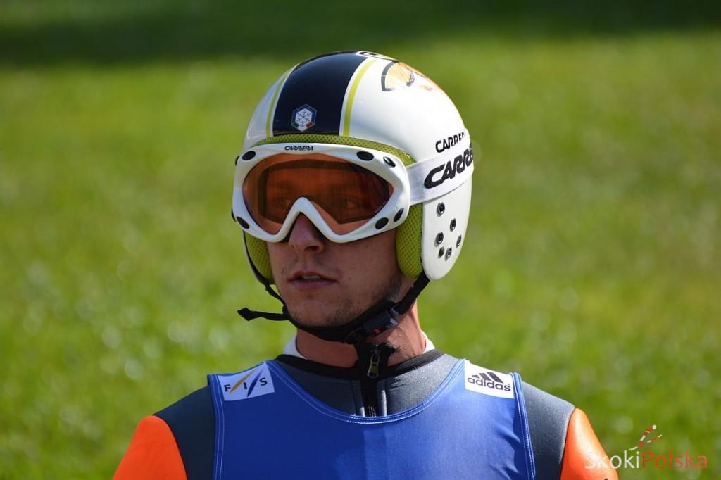 Colloredo Sebastian Hiza S.Piwowar 1024x682 - FIS Cup Planica: Colloredo przed Słoweńcami, Polacy nie startowali