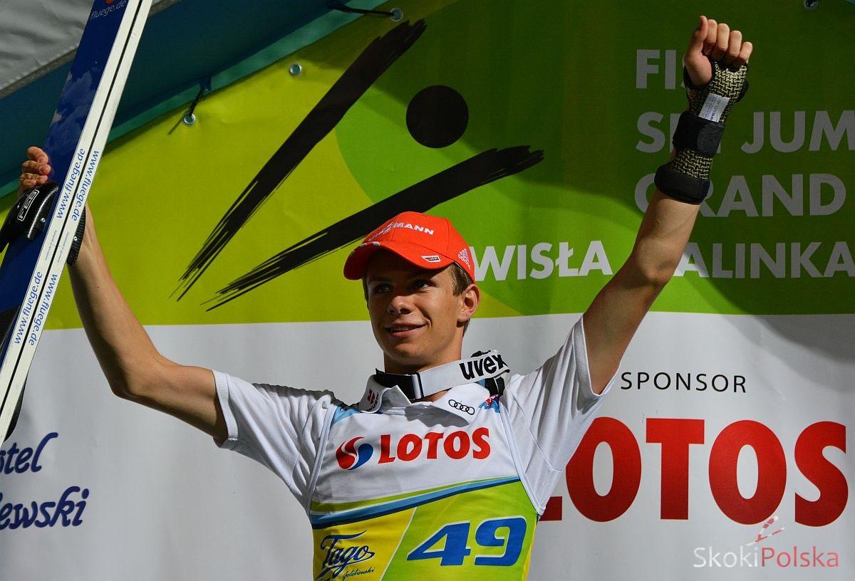 Wellinger Andreas Wisla S.Piwowar - Wellinger triumfuje, polskie nadzieje na zimę - podsumowanie Letniego Grand Prix 2013