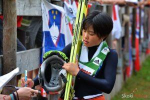 MŚ Falun: Yuki Ito najlepsza w serii próbnej