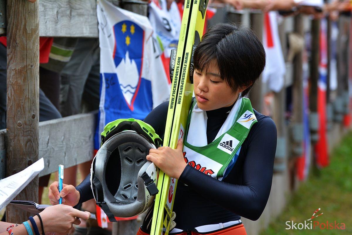 Ito Yuki S.Piwowar - MŚ Falun: Yuki Ito najlepsza w serii próbnej