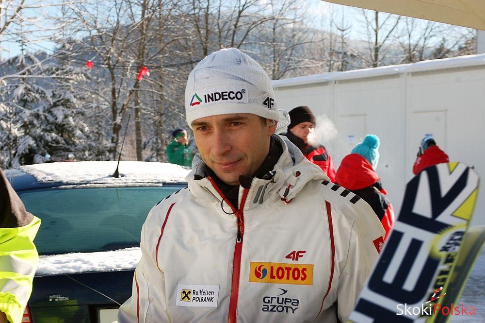 Kruczek Lukasz Harrachov fot.S.Piwowar - Kruczek wybrał czwórkę na kwalifikacje w Falun
