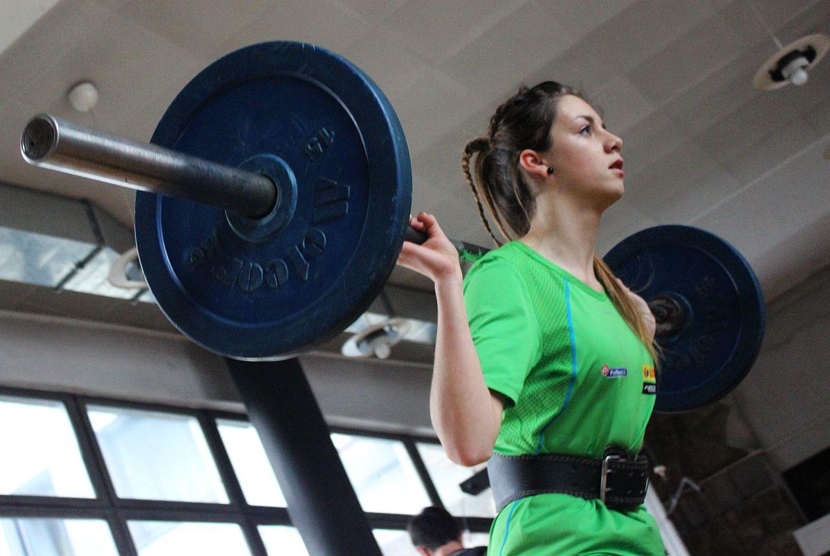 Palasz Magdalena trening - POLSKIE SKOCZKINIE PRZYGOTOWUJĄ SIĘ DO DEBIUTU w PŚ