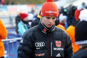 Wellinger Andreas Klingenthal J.Piatkowska 300x200 - Finowie bez Pucharu Świata? Wiatr zwiał Kuusamo i Kuopio