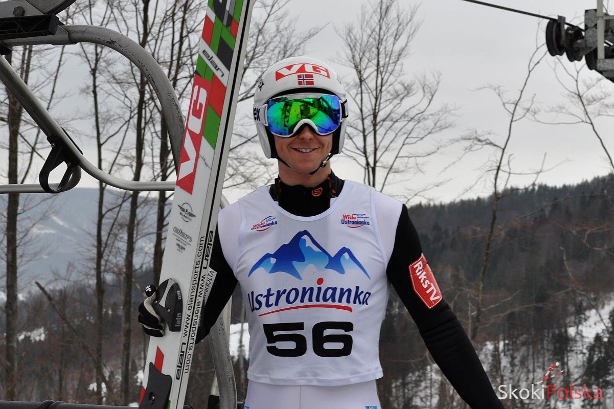Fredrik Bjerkeengen, fot. Agnieszka Sierotnik