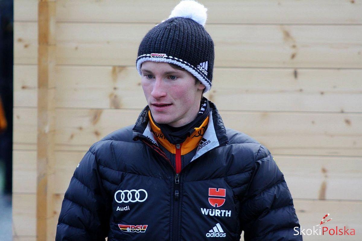 kraus marinus j.piatkowska - MŚ Falun: Wiatr przerwał trening, Kraus z najlepszym skokiem