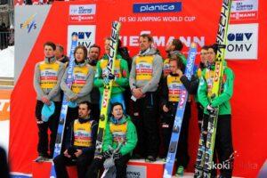 norwegowie s.piwowar 300x200 - Stabilna drużyna receptą na sukces dla norweskich skoków?