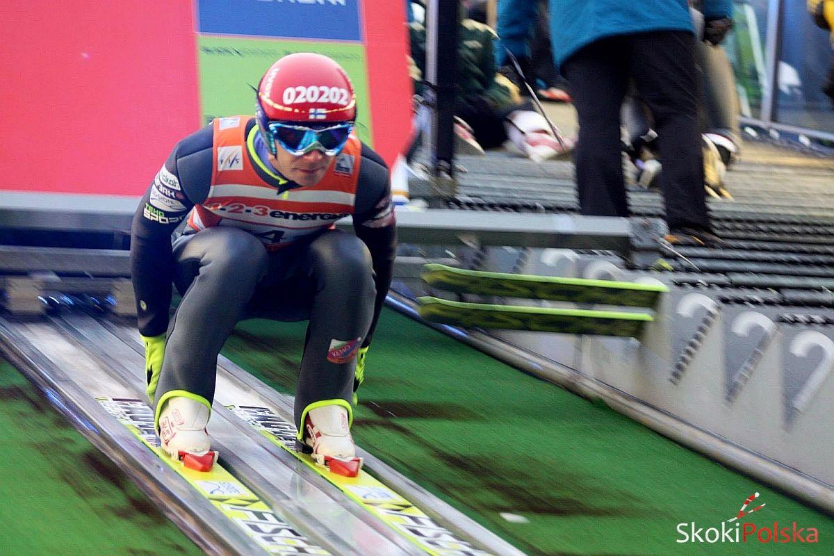 Ahonen Janne Klingenthal fot.J.Piatkowska - Ahonen i Olli wystartują w Pucharze Świata w Willingen