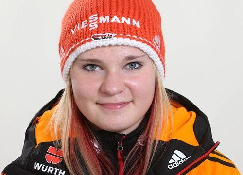 Hessler Pauline DSV fis ski - PAULINE HESSLER KONTUZJOWANA