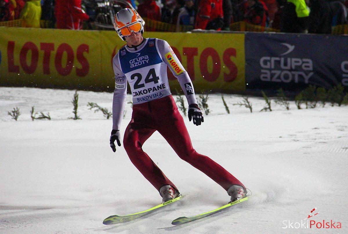 PK Planica: treningi dla Słoweńców, dobre skoki Huli